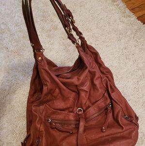 Sabina New York soft slouchy hobo shoulder bag 7af4853d03a92